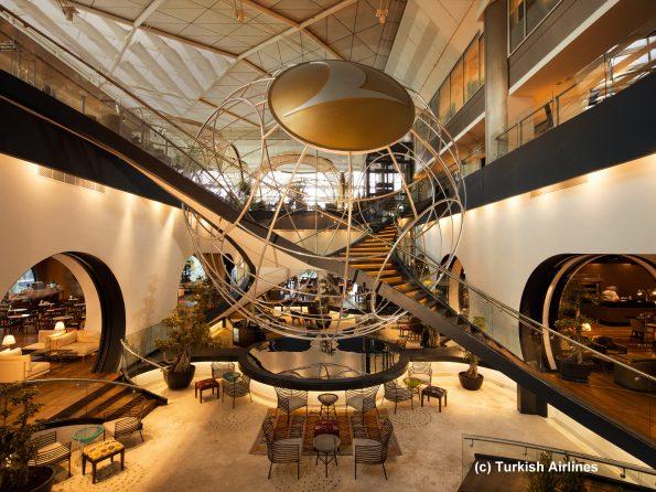 Longe Airport Istanbul