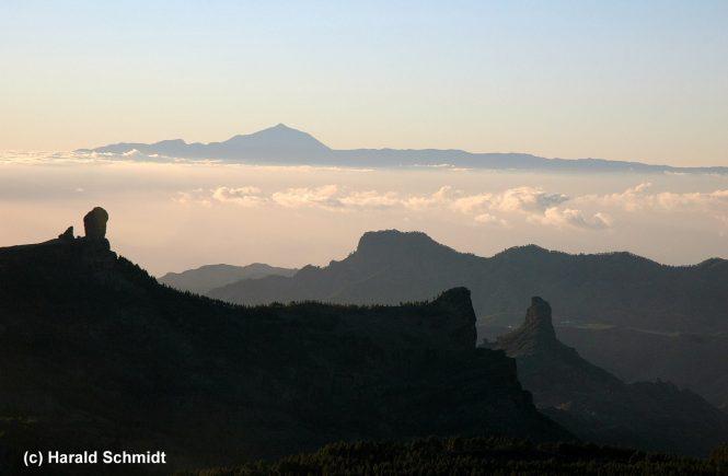 Von Gran Canaria zum teide